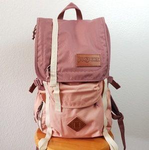 Jansport Hatchet backpack in mauve